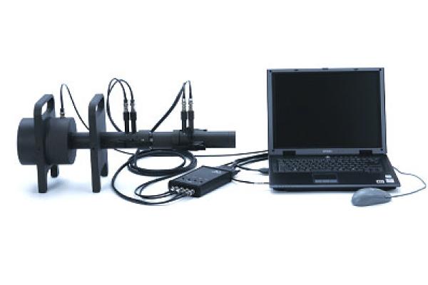 音響管による吸音率・透過損失測定